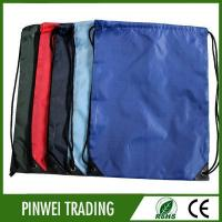 Buy cheap large satin drawstring bag /drawstring hair dryer bag from wholesalers