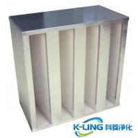 Buy cheap V-Bank HEPA Air Filter from wholesalers