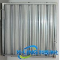 Buy cheap Baffle Grease Air Filter from wholesalers