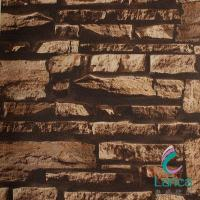 Buy cheap Plant Fiber 3D Bricks Walls Panels For Interior Wall Decoration LCPX059SE452003 from wholesalers