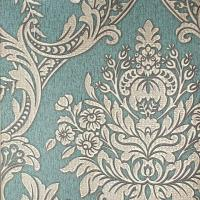 China Deeply Embossing Damask Wallpaper on sale
