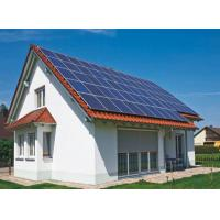 Buy cheap FABRICATED VILLA Solar Panel Modular Homes for European from wholesalers