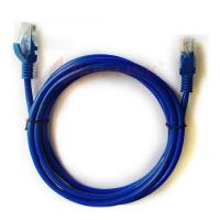 Buy cheap RJ45 Cat5e Stranded UTP Patch Cord,1M from wholesalers