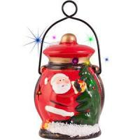 Buy cheap Christmas Lantern LED Colour Changing Decoration - Santa Claus from wholesalers