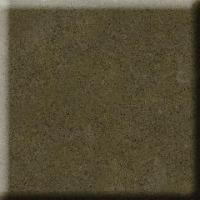 Buy cheap Beige Quartz Countertop for Bathroom with Waterlines from wholesalers