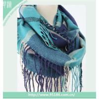 Buy cheap SC-116580 Qianxun stock new design infinity tassel scarf from wholesalers