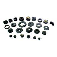 Buy cheap Ring Plastic Ceramic Bonded Ferrite Magnets from wholesalers