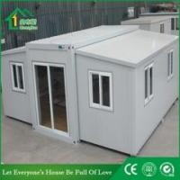 Buy cheap Sandwich Panel Expandable Container House(Australian,Canada,CE Standard) from wholesalers
