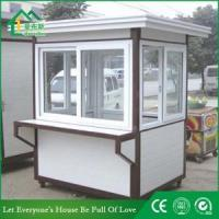 Buy cheap Guangzhou Economic Prefab Portable Sales Booth Manufacturer from wholesalers