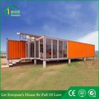 Buy cheap Shipping Container Glass House/ Prefab Modern Modular Prefabricated Holiday Homes from wholesalers