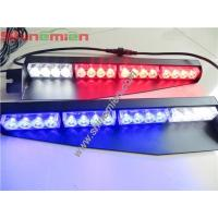 Buy cheap Split Visor Dash 32 LED Emergency Warning Strobe Light Mount Deck LED Lamp Bar from wholesalers