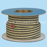 Buy cheap Graphited PTFE Packing With Aramid Fiber Corner from wholesalers