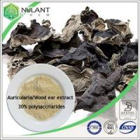 Buy cheap fungi extract- auricularia auricula extract/ Jew's ear extract from wholesalers
