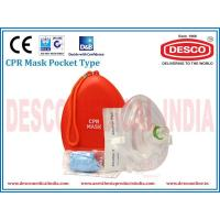 Buy cheap CPR MASK POCKET TYPE from wholesalers