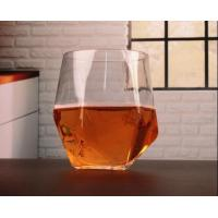 Drinking Glasses Hot Sale Rock Whisky Tumbler Glasses Cup
