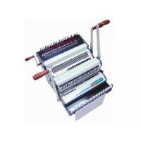 Buy cheap CBM31/21 Comb & Wire Rings Combination Binding Machine from wholesalers