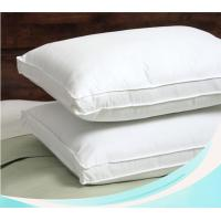 Buy cheap Down and feather filling pillow insert with high quality casing from wholesalers