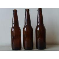 Buy cheap 33cl 330ml amber beer glass bottle from wholesalers