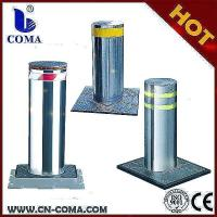 Buy cheap Hydraulic lift bollard/retractable bollard with traffic light from wholesalers