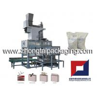 ZTCP-50L Automatic Woven Poly Bag Powder Packaging Machine
