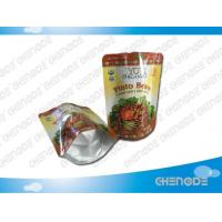 Buy cheap Aluminum Foil Retort Pouch For Pinto Beans from wholesalers