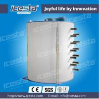 Buy cheap Fresh Water Flake Ice Evaporator Flake Ice Drum 30t/24hrs from wholesalers