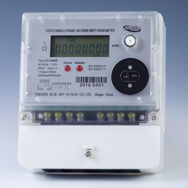 Single Phase Power Meter : Popular images of single phase electric energy meter