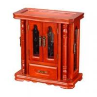 Buy cheap Classical Wooden Cabinet Jewelry Box from wholesalers