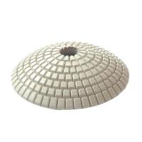 Buy cheap Convex Diamond Polishing Pad For Marble from wholesalers