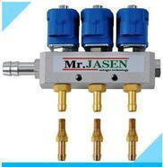 Buy cheap autogas Injector rail MJ-IR-X3 for LPG/CNG fuel systems cars from wholesalers