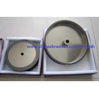 Buy cheap CBN wheel for wood turners from wholesalers