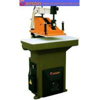 Buy cheap clicker press hydraulic cutting press machine 22T/28T from wholesalers