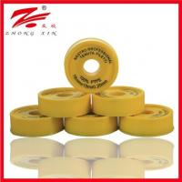 Buy cheap corrosion resistance white ptfe pipe joint seals product