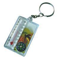 Buy cheap Keychain Compass Thermometer - KC1013008 from wholesalers