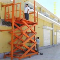 Buy cheap Products  Hydraulic guide rail lift elevator from wholesalers