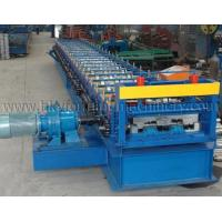 Buy cheap Metal Steel Structure Cold Floor Deck Roll Forming Machine from wholesalers