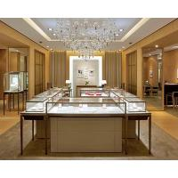 MK12 Innovative Design Jewelry Kiosk Design