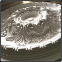 Buy cheap Polyurethane Ceiling Rose from wholesalers