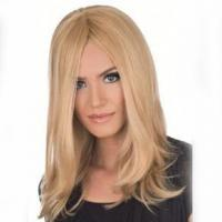 Buy cheap Full Lace Wig honey blonde classy lady wig from wholesalers