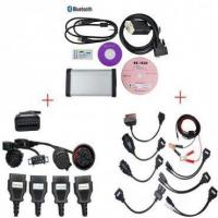 Buy cheap 2014.02V Auto CDP+ For Cars/Trucks Bluetooth With Car & Truck Cables from wholesalers