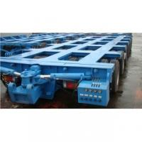 Buy cheap hydraulic modular trailer from wholesalers