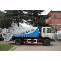 Buy cheap Waste Compactor Truck from wholesalers