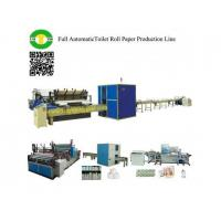 Buy cheap Automatic Kitchen Towel Paper Production Line from wholesalers