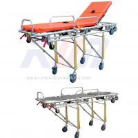 Buy cheap S-3A2 Aluminum Alloy Stretcher for Ambulance Car from wholesalers