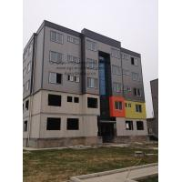 Buy cheap Steel Hotel Building from wholesalers