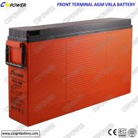 Buy cheap 12V 200ah Front Terminal Storage Deep Cycle Gel Battery from wholesalers