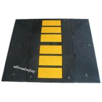 Buy cheap 3 Foot Rubber Speed Bump from wholesalers