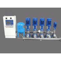 Buy cheap Constant pressure frequency conversion water supply from wholesalers