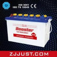 Buy cheap Truck Car Battery, Dry Charged Battery, Rechargeable Lead Acid Battery N100ZL from wholesalers