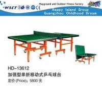 Buy cheap Table Tennis Table For Fitness Equipment(HD-13612) from wholesalers